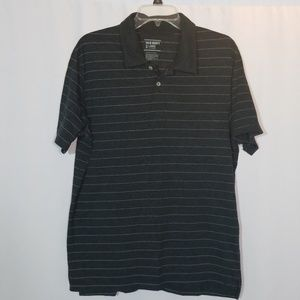 Old Navy Dark Gray Polo Size Large